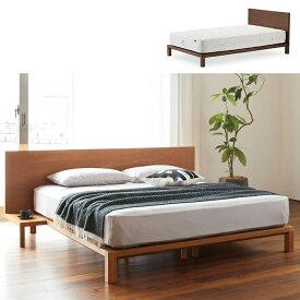 【お見積もり商品に付き、価格はお問い合わせ下さい】日本ベッドフレーム CQ INEMA イネマ NT無し ナイトテーブル無しウォルナット C942 ブラックチェリー C941クイーンサイズ 寝具 ベッド フレーム
