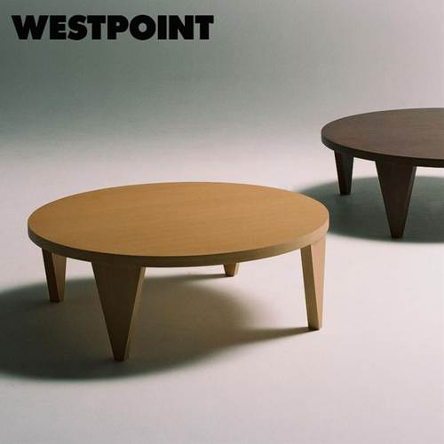 Folding Wooden Japanese Modern Style Low Table Folding Table Folding Leg  Tables 120 R Circular Round Table Table Round Table Folding Table Table  Legs, ...