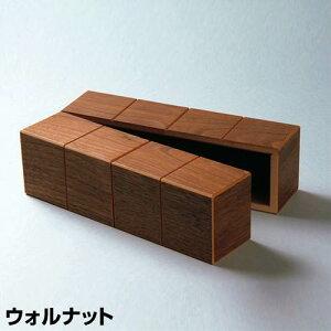 旭川クラフト 木製ティッシュBOXケース 幅約27.6×奥行約13.9×高さ約8.2cm 一般的なコンパクトタイプ、スリムタイプの箱ティッシュがそのまま入るスタイリッシュなデザインのティッシュBOX。