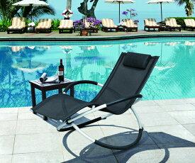 ロッキングチェア 折り畳み リングロッキングチェア 汚れにくく水に強い素材 リラックスチェア コンパクト 省スペース ブラック オレンジ ロッキングチェア アウトドア 折りたたみ ロッキングチェアー ロッキング チェア 椅子 イス いす