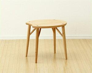 木製ダイニングスツール(板座)1脚※代引き不可