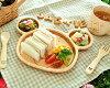 FUNFAM (FanFan) Jackie lunch plate set