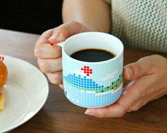 essence (essence) Fujiyama Mag Cup (wooden box set) Porcelains Fuji mug