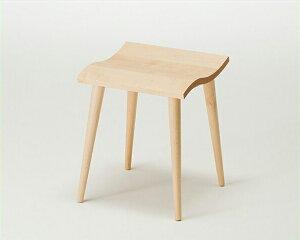 ナチュラルな雰囲気を作る木の素材感を感じる木製スツール ※代引き不可 北欧 シンプル 日本製 国産 踏み台 いす イス 椅子 チェア チェアー 可愛い ユニーク リビング 玄関 子供部屋 メイ