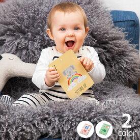 DONKEY PRODUCTS 初めての「できた!」が残せる はじめて成長カード 成長記録ベビー キッズ マイルストーン Milestone SNS フォトカード 出産祝いドンキープロダクツ 輸入 海外製 雑貨MY FIRST S