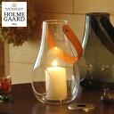 HOLMEGAARD(ホルムガード)デザインウィズライト ランタン高さ25cm クリア雑貨 ギフト 贈り物