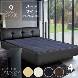 特価フレームウォーターベッドハードサイド クイーンサイズ(1バッグ)BluMax6000 ※代引き不可【ウォーターワールド/WATER WORLD】ドリームベッド dream bed
