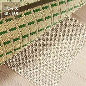 滑り止めネット(ドライ・軟粘着性)Lサイズ(40×165cm)
