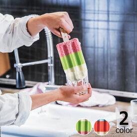 DONKEY PRODUCTS アイススポンジ キッチン スポンジ アイスキャンディースポンジコップ グラス ボトル 水筒 カラフル お掃除 洗浄 洗い物 台所用品 食器洗い 台所ドンキープロダクツ 輸入 海外製 雑貨ICE POP プチギフト