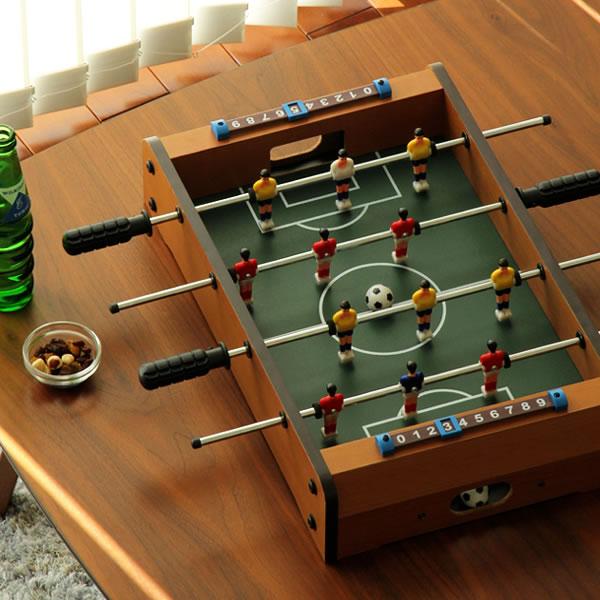 コンパクトサイズのボードゲーム サッカー