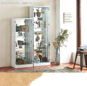 コレクションケースコレクションボードガラスコレクションラック完成品フィギュアひな壇ケースコレクション棚ホワイトブラックガラスコレクションボックスledフィギュア