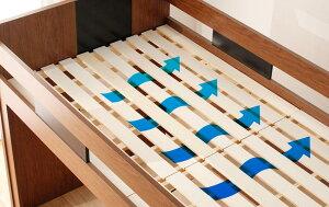 システムベッド木製ロフトベッドロフトベットシステムベットキッズベッドすのこベッドスノコベッドデスク付きロータイプシングル机付き勉強机学習机学習デスクシステムデスク収納高級子供おしゃれナチュラル子供部屋