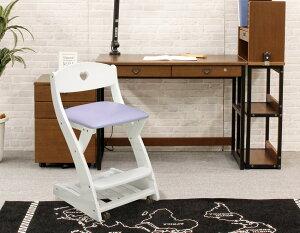 (2個セット)学習チェア木キャスター木製子供用椅子学習イスダイニングチェア2脚セット送料無料木製無垢EZ-2おすすめ木製チェアチェア—チェア勉強イス北欧風子供昇降キャスター付き