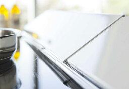 排気口カバータワー[ガスコンログリル排気口コンロガードカバー汚れ防止おしゃれ]PCSWKPVSBK