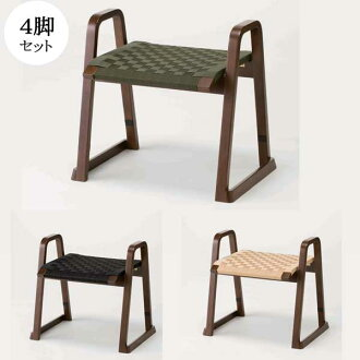 Japanese-style stool high type wooden stool tatami mat stool stacking stool Chair Buddhist memorial service funeral funeral product number YG-0023 Japanese temple funeral hall