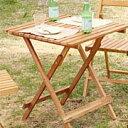 azu-lfs-356na 折りたたみ テーブル/サイドテーブル 収納/木製 ベランダ カフェ おしゃれ 【z-g01-00】