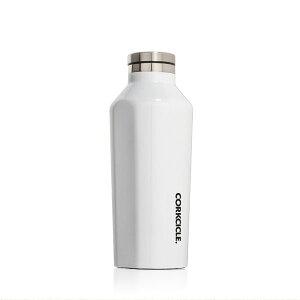 水筒 保温保冷ボトル CORKCICLE CANTEEN 270ml WHITE 2009GW コークシクル tou-sps-256093 【z-b15-1a】