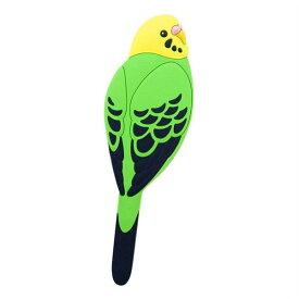 フック Animaltail セキセイインコ グリーン MH-AN-06  tou-tuy-269989 「北海道・東北・九州地区は追加送料」 【z-i12-00】