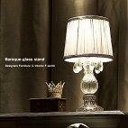 テーブルランプBaroque-glass(バロックグラス)1灯照明ARTWORKSTUDIO(アートワークスタジオ)スタンドライト床白熱灯