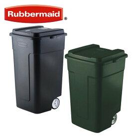 ラバーメイド(Rubbermaid) キャスター付き ゴミ箱 リフューズコンテナ 50ガロン (189L) FG285100 ごみ箱 ダストボックス 分別 おしゃれ トラッシュボックス 蓋付き ふた付き おしゃれ 【送料無料】