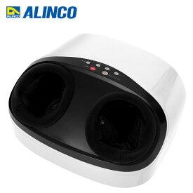 アルインコ(ALINCO) フットインマッサージャー デュアルラボ MCR4714K ブラック マッサージ器 マッサージ機 フットマッサージャー エアーマッサージ 足裏 【送料無料】