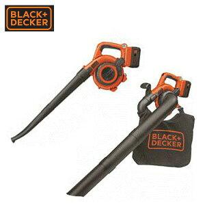 ブラックアンドデッカー(BLACK&DECKER) 36V 2.0Ahリチウムブロワーバキューム GWC36N 充電式ブロワー 充電式ブロアー 清掃 掃除 落ち葉 【送料無料】