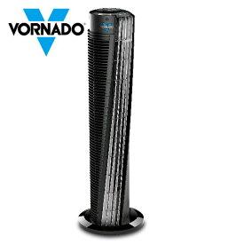 ボルネード(VORNADO) 風量3段階 タワーサーキュレーター (適用畳数6-15畳) リモコン/タイマー機能付き 143-JP スリム扇風機 タワーファン スリムファン 【送料無料】