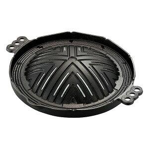 池永鉄工 ジンギスカン鍋 穴アキ 29cm 鉄 ジンギスカン鍋 ジンギスカン 鋳鉄 鋳鉄物 29cm 鍋 【送料無料】