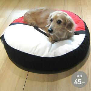 モンスターボール コットンクッション Sサイズ (直径約45cm) ペットベッド ペット用ベッド 犬 猫 クッション かわいい キャラクター おもしろ ポケモン ポケットモンスター おしゃれ ファンタ