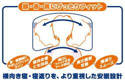 東京西川(西川産業)洗える枕34×49cmスリープサイエンスやわらかめS