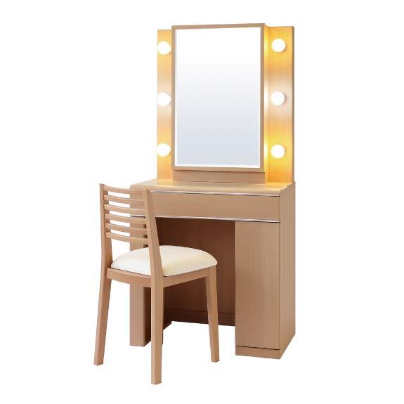 実売価格はさらにお安く【卸】価格はお問い合わせ下さい。ディンプル じょゆどれ 女優 一面鏡 ドレッサー 鏡台 化粧台 テーブル デスク コンパクト ロータイプ 姫系 ワゴン 可愛い ライト 白 アンティーク ミニ
