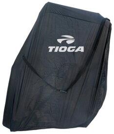 【〜2.0kg】BAR03100 TIOGA 輪行袋 ロード ポッド ブラック △△2 お取り寄せ