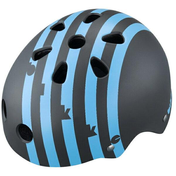 【〜10.0kg】bikke キッズヘルメット ボーダー(ブルー) CHBH4652-BDG P5787 ブリヂストン お取り寄せ