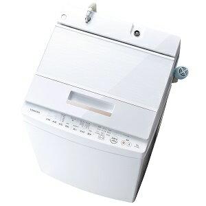 【240】AW-8D6-W ホワイト 東芝 8.0kg 全自動洗濯機【楽天あんしん延長保証対象】【kk9n0d18p】