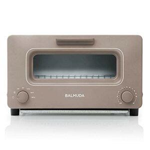 バルミューダ スチームオーブントースター BALMUDA The Toaster K01E-CW (ショコラ)