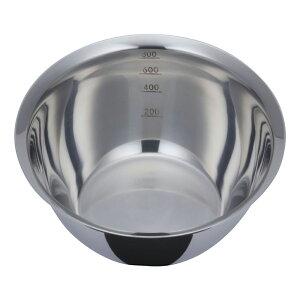 【 貝印 】 NEW COOKDAY 深型ボール(目盛り付) 15cm ギフト プレゼント 母の日