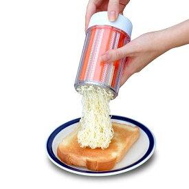 【あす楽】イージーバターミニ オレンジ ミニサイズ バターフォーマー 食洗機可 カバー付き バター コンパクトサイズ 便利 調理 製菓 キッチン メテックス SGCEBM-OR