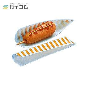 パットレー ホットドッグ 容器 フランクフルト 業務用 袋 ホットドックサイズ : 60×240mm入数 : 5000単価 : 3.5円(税抜) チーズハットグ チーズハッドグ チーズドック チーズドッグ