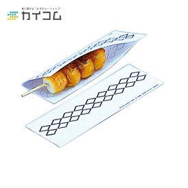 和風スリーブ ホットドッグ 容器 フランクフルト 業務用 袋 ホットドックサイズ : 180×60mm入数 : 4000単価 : 2.9円(税抜) チーズハットグ チーズハッドグ チーズドック チーズドッグ