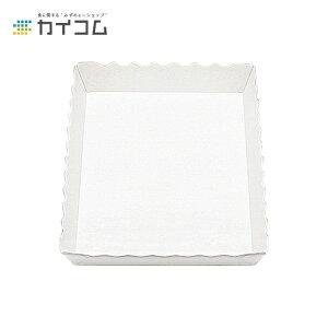 パントレー波型 (白) 小サイズ : 185x165x30mm入数 : 600単価 : 12.67円(税抜)