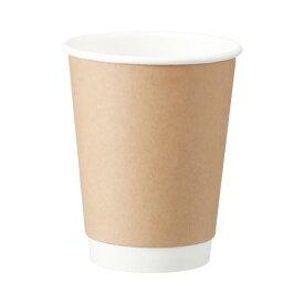 12オンスDWカップ(エンボス無)クラフトサイズ : Φ89.6×108.6mm(360ml)入数 : 500単価 : 12.92円(税抜)