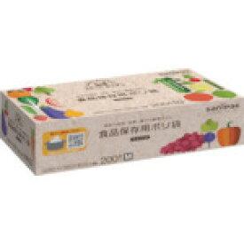 【ポイント10倍】サニパック KS20スマートキッチン保存袋(箱入り)半透明200枚 KS20-HCL 【DIY 工具 TRUSCO トラスコ 】【おしゃれ おすすめ】[CB99]