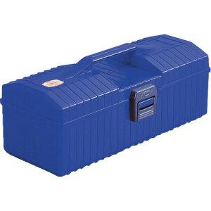 【ポイント10倍】トラスコ中山(株) TRUSCO 樹脂山型工具箱 青 YP-350_B-B 【DIY 工具 TRUSCO トラスコ 】【おしゃれ おすすめ】[CB99]