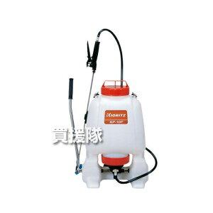 共立 手動噴霧機[10L] KP-10F (除草剤散布用) 【噴霧器 噴霧 噴霧機 防除機 KIORITZ】【おしゃれ おすすめ】 [CB99]