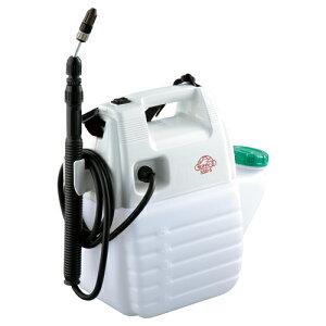 セフティー3・電池式噴霧器5L・SSD-5 【ポイント10倍】【噴霧 噴霧器 噴霧器 電池式 水遣り 防虫 噴射 小型 園芸】【おしゃれ おすすめ】[CB99]