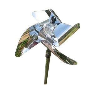 第一ビニール キラリン風車 鳥やカラスよけ対策 【からす 対策 カラスよけ 鳥よけ カラス除け キラキラ光るもの】【おしゃれ おすすめ】[CB99]