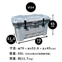 igloo(イグルー)クーラーボックスIMX70(約66L)00049830[カラー:ホワイト]【iglooクーラーボックスイグルーイグロー保冷ボックス保冷バッグキャンプ用品釣り用アウトドアマリンキャンプクーラー用品】【おしゃれおすすめ】[CB99]