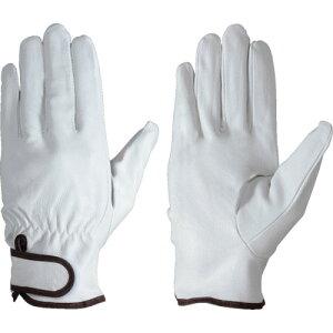 【ポイント10倍】シモン 豚革手袋マジック式 PL717 LL PL717_LL 【DIY 工具 TRUSCO トラスコ 】【おしゃれ おすすめ】[CB99]