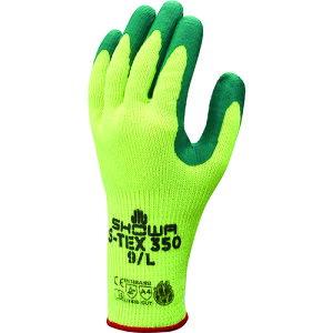 【ポイント10倍】ショーワ 耐切創手袋 ハガネコイル S-TEX350 グリーン XLサイズ S-TEX350-XL 【DIY 工具 TRUSCO トラスコ 】【おしゃれ おすすめ】[CB99]