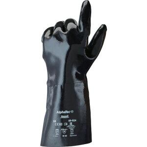【ポイント10倍】アンセル 耐薬品手袋 アルファテック 09-924 XLサイズ 09-924 【DIY 工具 TRUSCO トラスコ 】【おしゃれ おすすめ】[CB99]